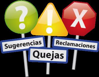Sugerencias, Quejas y Reclamaciones